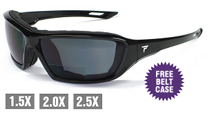 Fuglies BF04 AS/NZS1337 Bifocal Safety Sunglasses