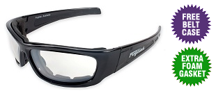 Fuglies PC19 AS/NZS1337 Clear Safety Glasses