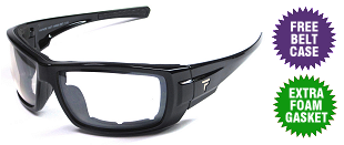 Fuglies PC21 AS/NZS1337 Clear Safety Glasses